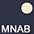 MNAB Темно-Синий / Бежевый