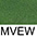 MVEW Зелёный / Белый