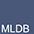 MLDB Темно Светлый Синий