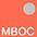 MBOC Ярко-Оранжевый / Серый