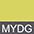 MYDG Желтый Меланж / Темно-Серый