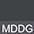 MDDG Черный Меланж / Темно-Серый