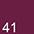 41 Бордовый