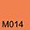 M014 Оранжевый