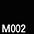 M002 Черный
