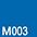 M003 Синий