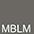 MBLM Чёрный Меланж