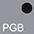 PGB Серый / Чёрный