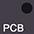 PCB Светлый Графит