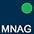 MNAG Тёмно-Синий / Зелёный