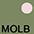 MOLB Оливковый / Бежевый