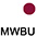 MWBU Белый / Тёмно-Бордовый