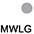 MWLG Белый / Светло-Серый
