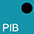 PIB Бирюзовый / Чёрный