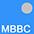 MBBC Ярко-Голубой / Серый