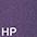HP Фиолетовы Меланж