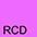 RCD Конфетно розовый