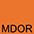 MDOR Тёмно-Оранжевый