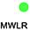 MWLR Белый / Зелёный Лайм