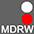 MDRW Тёмно-Серый / Красный / Белый