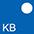 KB Ярко-Синий / Белый