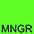 MNGR Неоново-Зелёный