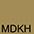 MDKH Тёмный Хаки