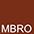 MBRO Коричневый