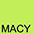 MACY Кислотный-Жёлтый