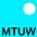 MTUW Бирюзовый / Белый