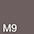 M9 Чёрный / Серый Меланж