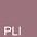 PLI Пастельный лиловый-990